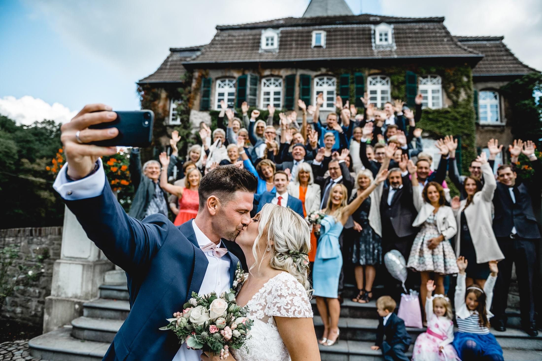 Schloss Linnep Hochzeitsbilder
