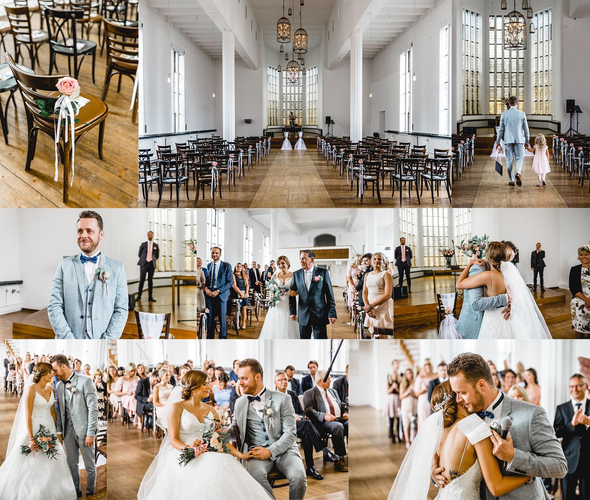 Hochzeit hausboot dusseldorf