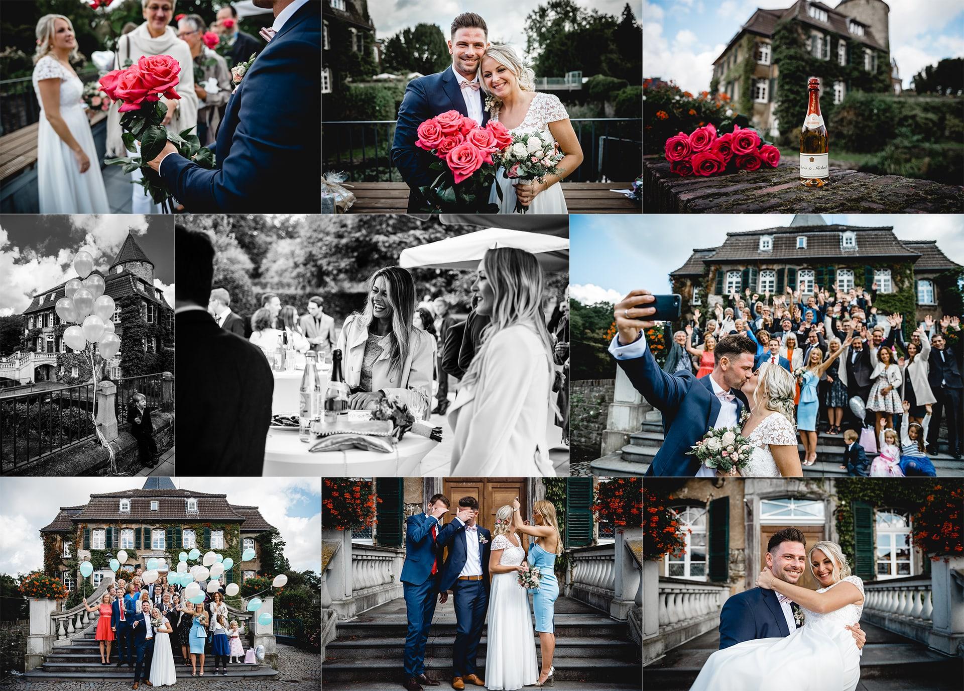 Heiraten im Schloss Linnep