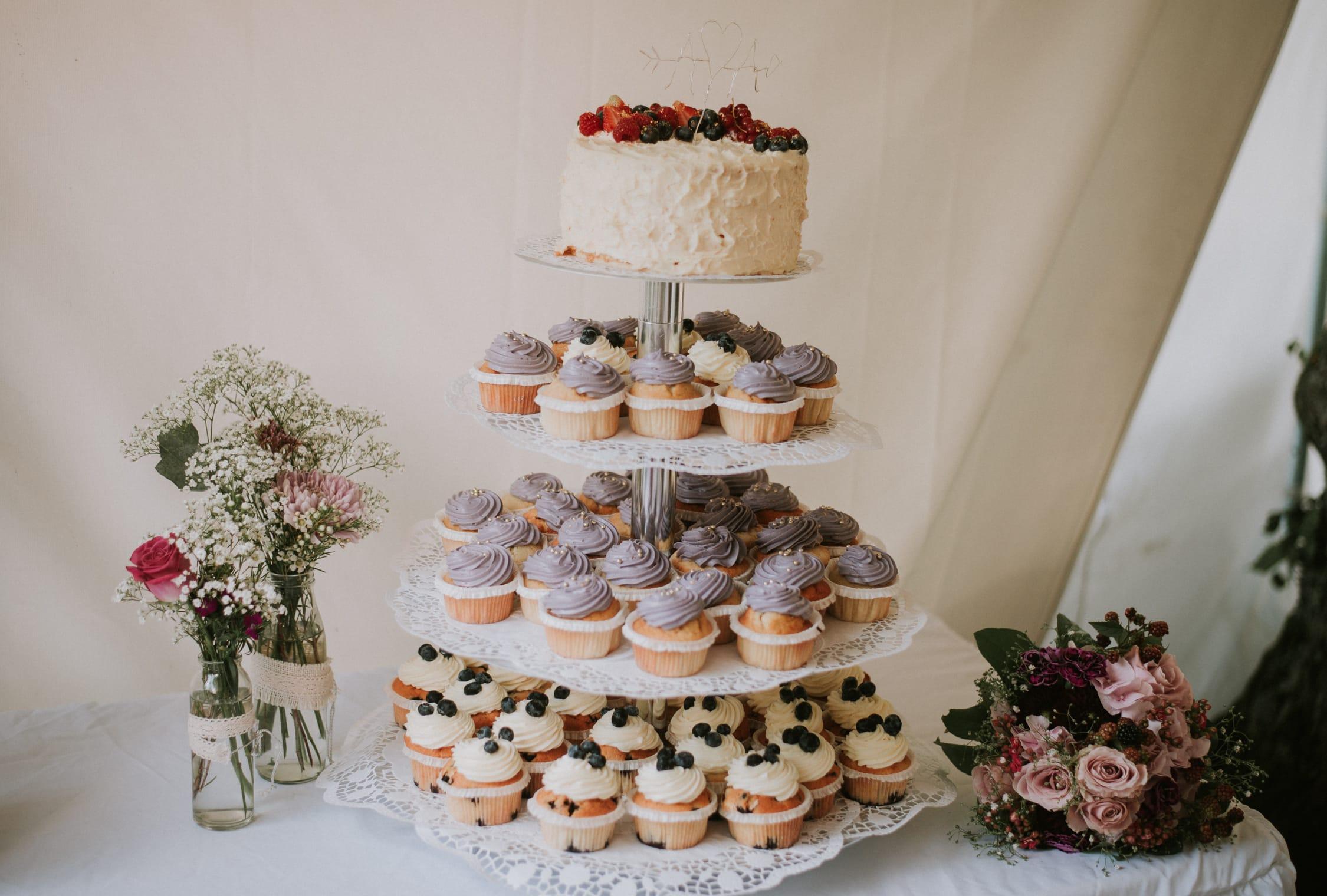 Top-5-Hochzeitstorten