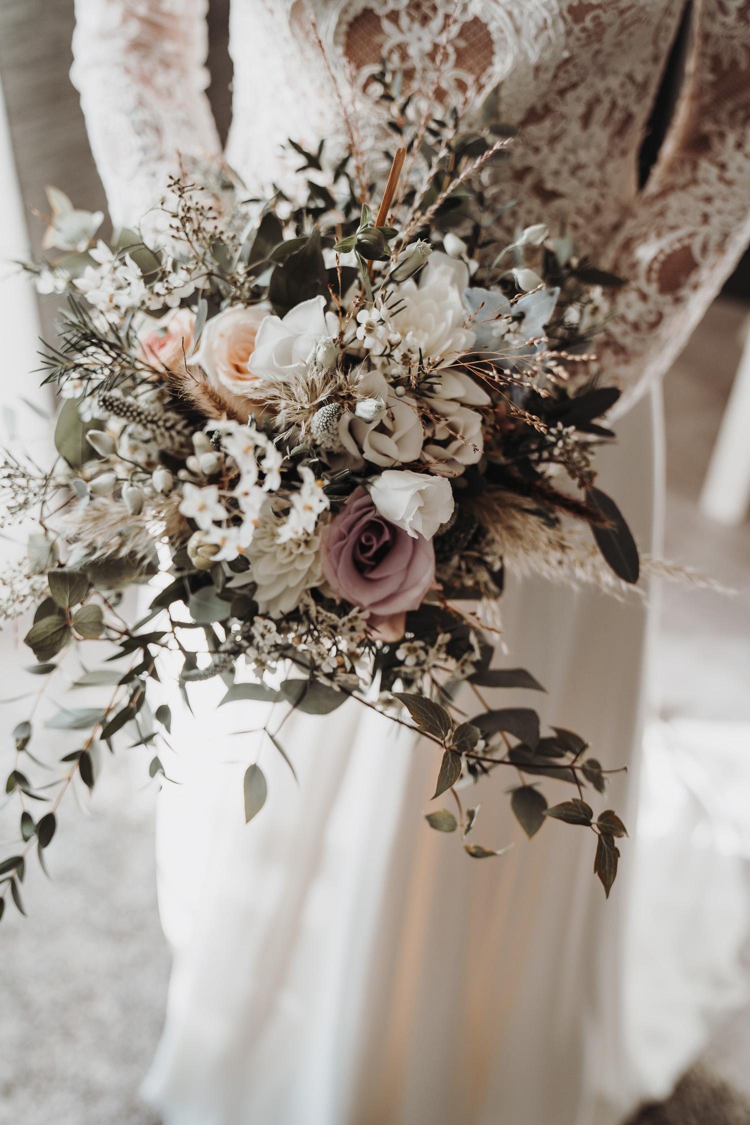 Brautstrauß-Ideen